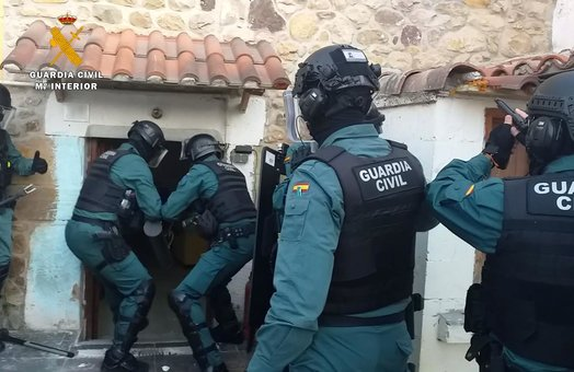 Operativo Guardia Civil