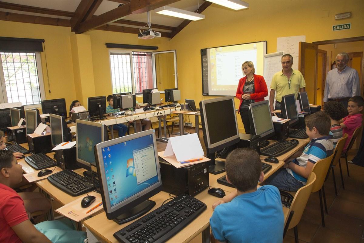 Camargo Abre La Próxima Semana La Inscripción Para Los Cursos De Informática En Inglés Y Tiempo Libre