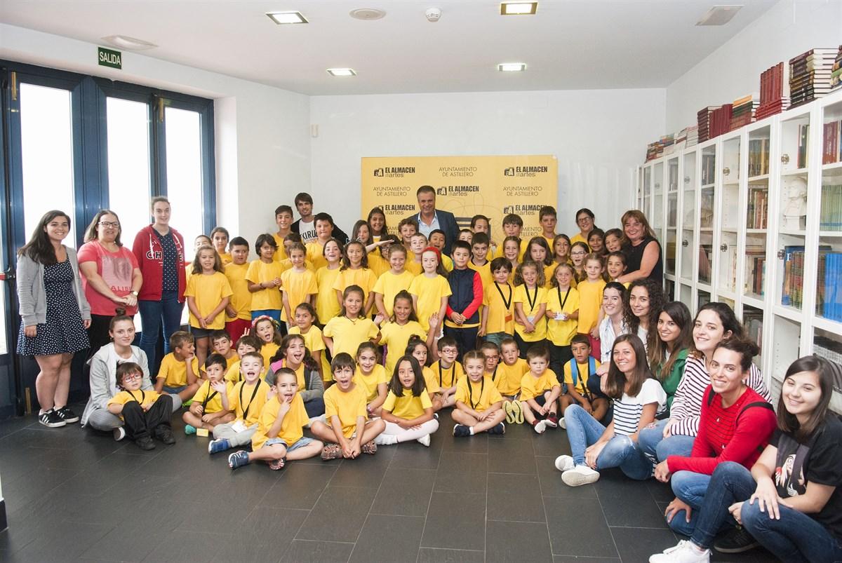 Astillero El Campamento Urbano Del Almacén De Las Artes Continúa En Agosto Con 120 Niños Participantes