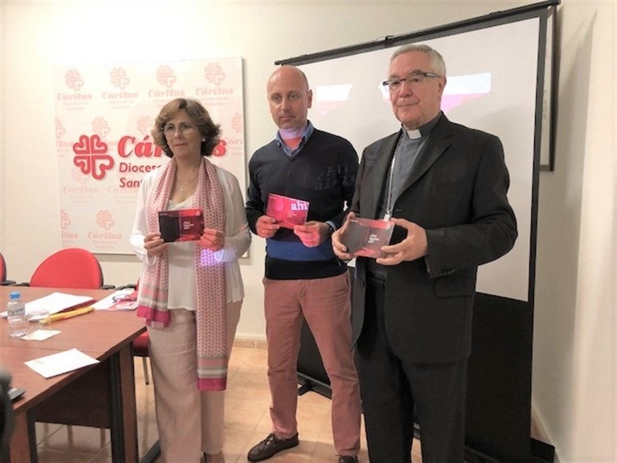 Cáritas Diocesana De Santander Ayudó A Unas 10500 Personas